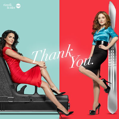 A big heartfelt thank you to the best fans around RizzoliandIsles wouldnt