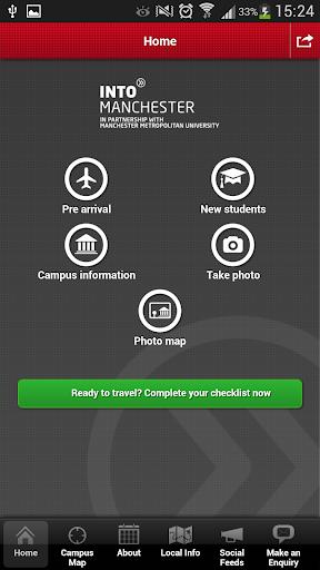 INTO MMU student app