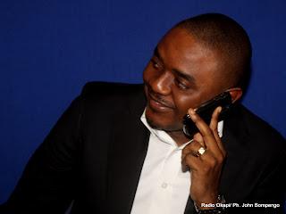 Germain Kambinga. Radio Okapi/ Ph. John Bompengo