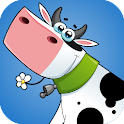 Farm Animals Puzzles for kids icon