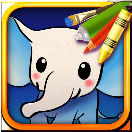 Color & Draw: Super Artist Ed. 教育 App LOGO-硬是要APP