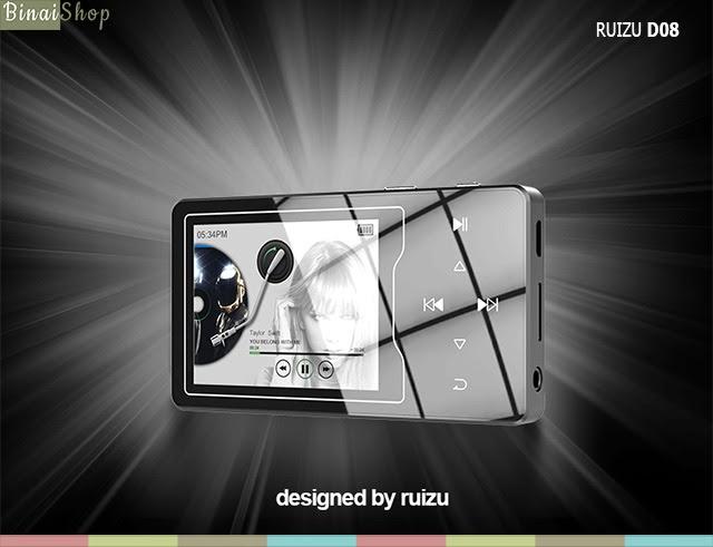 Ruizu D08