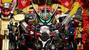 Kamen Rider X Kamen Rider Wizard & Fourze: Movie War Ultimatum