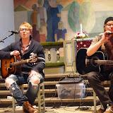 Yhteisvastuukonsertti Noormarkun kirkossa / Charity concert at Noormarkku church 1.4.2012