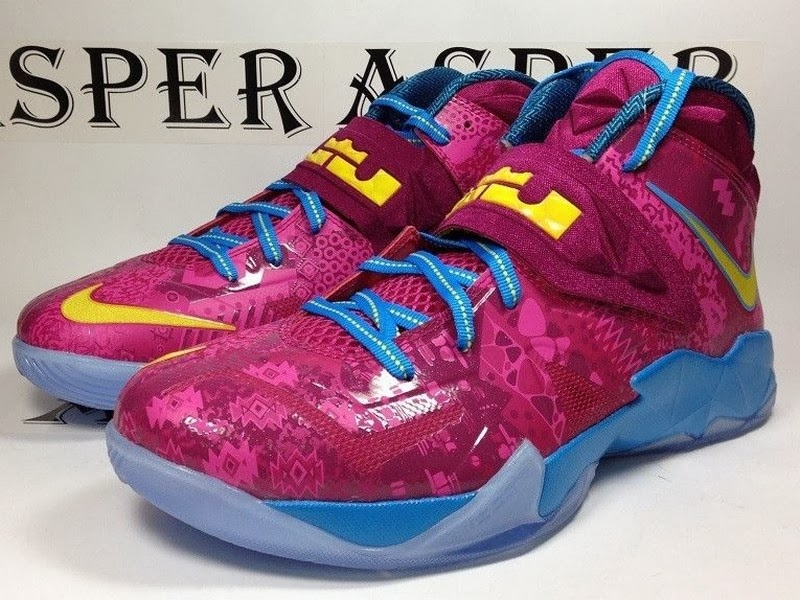 5dad11b96eef ... Nike Zoom Soldier VII 8220Bronny amp Bryce8221 Drops This Saturday ...