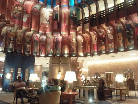 Hotel Sheraton Delhi receptie