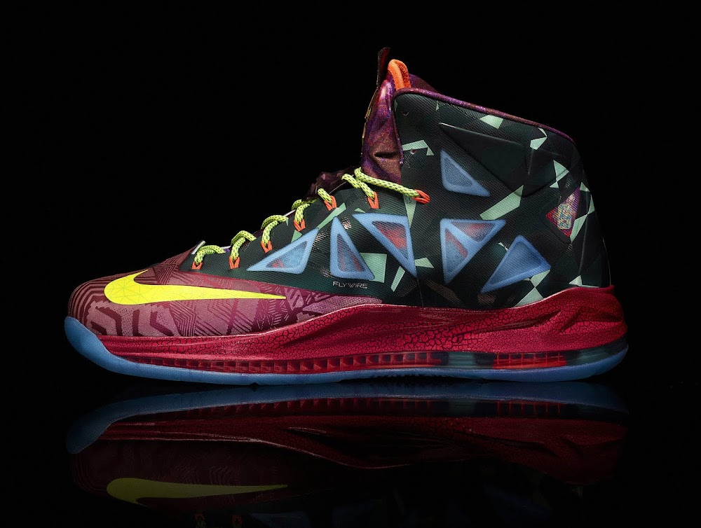 """LEBRON X """"MVP"""" Very Limited Release this Friday at Unknwn ... Lebron 10 Mvp Shoes"""