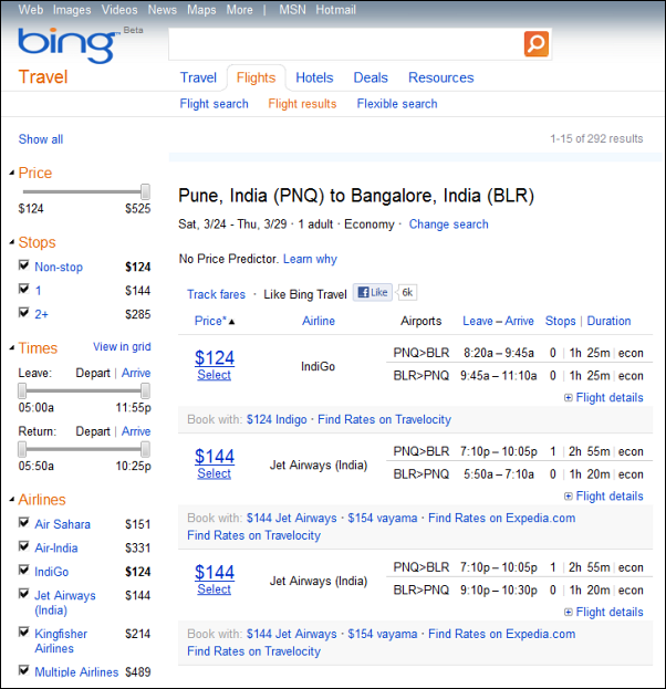 bing-flight-results