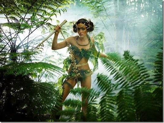 Красивые девушки с загаром амазонки фото 709-808