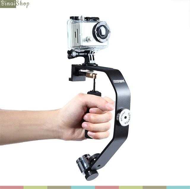 Tay cầm chống rung máy ảnh, điện thoại