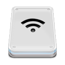 Droid Over Wifi mobile app icon