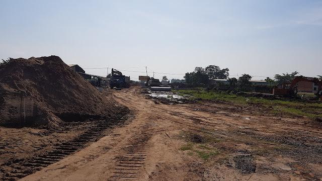 Bán đất thổ cư ngay chợ Bình Chánh - Quốc Lộ 1A. 3
