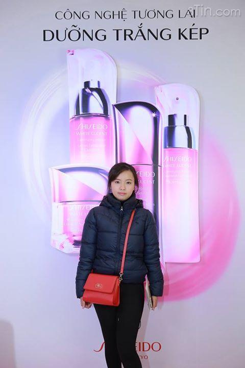 ✿ Cảm ơn những khách hàng xinh đẹp của Shiseido đã đến