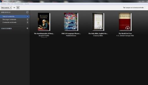 Kindle para PC