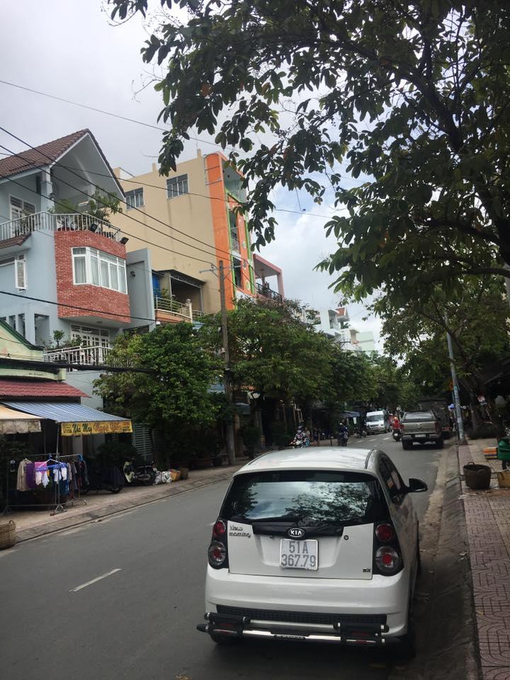 Bán nhà Mặt Tiền đường Nguyễn Ngọc Nhựt 1 trệt 2 lầu và sân thượng 06