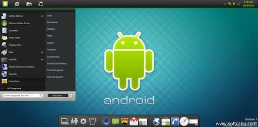 Transformar Windows 7 en Android