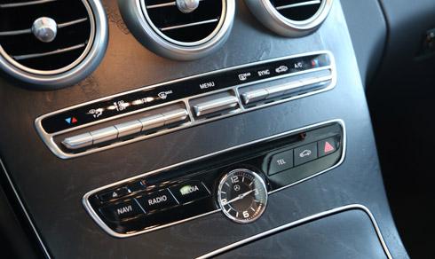 xe Mercedes Benz C300 Coupe 017