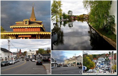 Wolfeboro collage