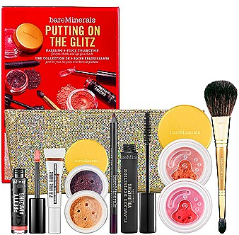Sephora Singaore bareMinerals holiday collection Putting on the Glitz