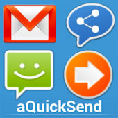 a Quick Send (aQuickSend)