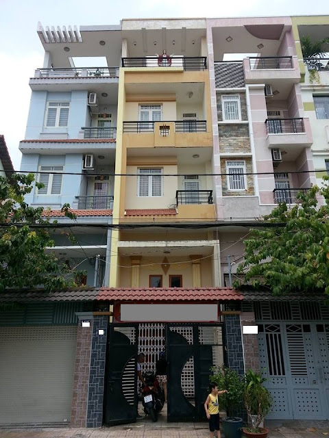 Bán nhà Mặt Tiền Đường Hiền Vương Quận Tân Phú, DT 4x20m (4 tấm) Giá 8,3 tỷ