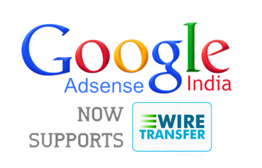 google-adsense-wire-transfer-india