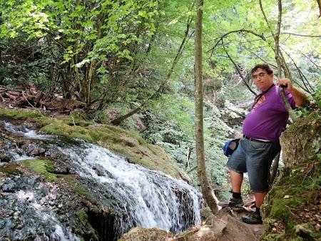 Cheile Nerei: Cascada Vaioaga