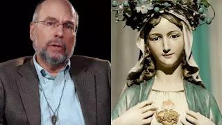 Giáo sư vô thần của Đại học Harvard đã thốt lên: Đức Mẹ rất đẹp, một vẻ đẹp không lời nào diễn tả được!