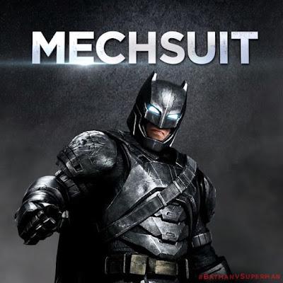 The Mechsuit BatmanvSuperman UltimateEdition