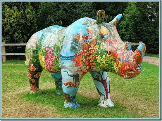 Trentham Gardens - 6 August 2013