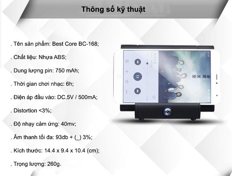 Best Core BC-168