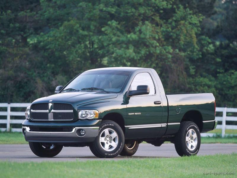 2004 dodge ram pickup 2500 quad cab specifications pictures prices. Black Bedroom Furniture Sets. Home Design Ideas