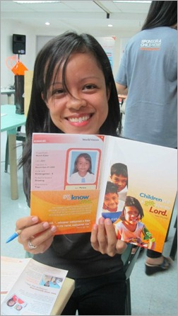World Vision Sponsorship