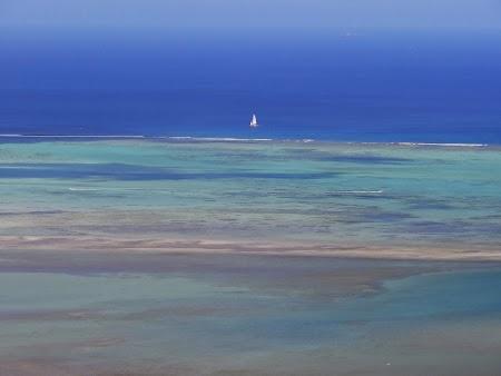 Obiective turistice Mauritius: Oceanul Indian