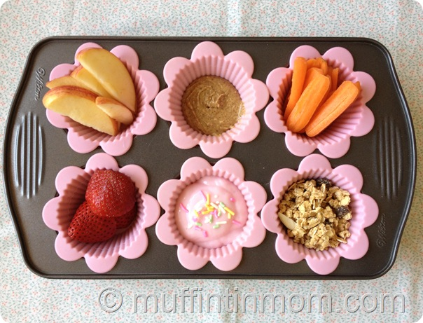 muffin tin lunches meal