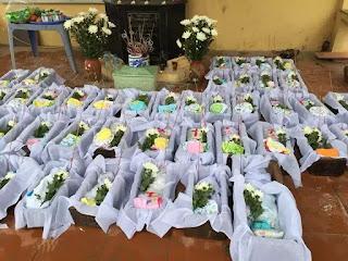 Nghĩa trang Bến Cốc ngày cuối năm đón 700 hài nhi về đất mẹ