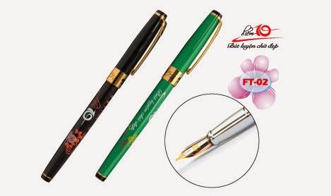 Bút máy Thiên Long FT 02