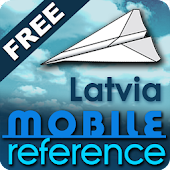 Latvia - FREE Guide & Map