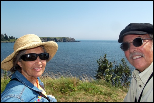 Liberty Point hike Campobello 222