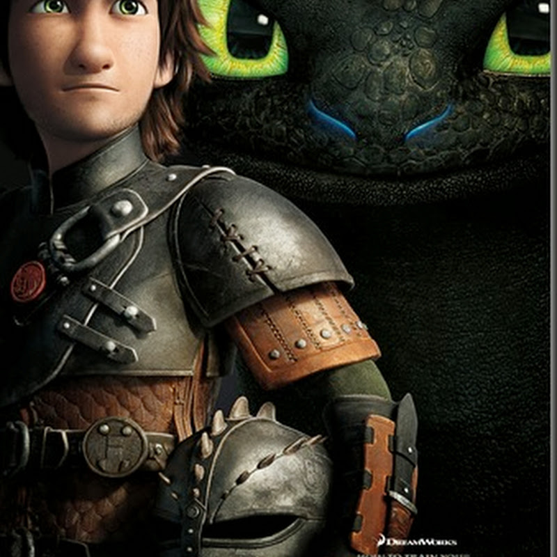 """How to Train Your Dragon 2"" Teaser Poster"
