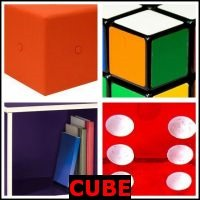 CUBE- Whats The Word Answers