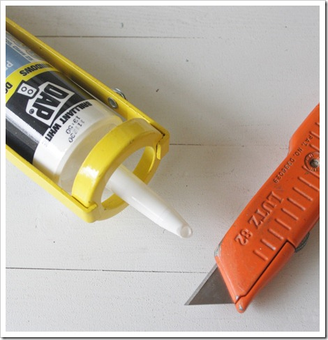 caulking tips