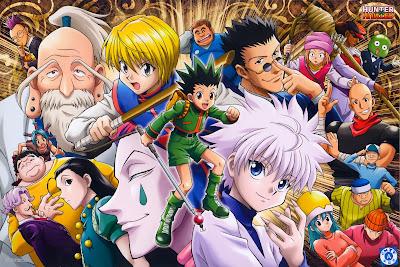xem anime Hunter X Hunter -Thợ Săn