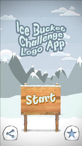 Ice Bucket Challenge Logo App