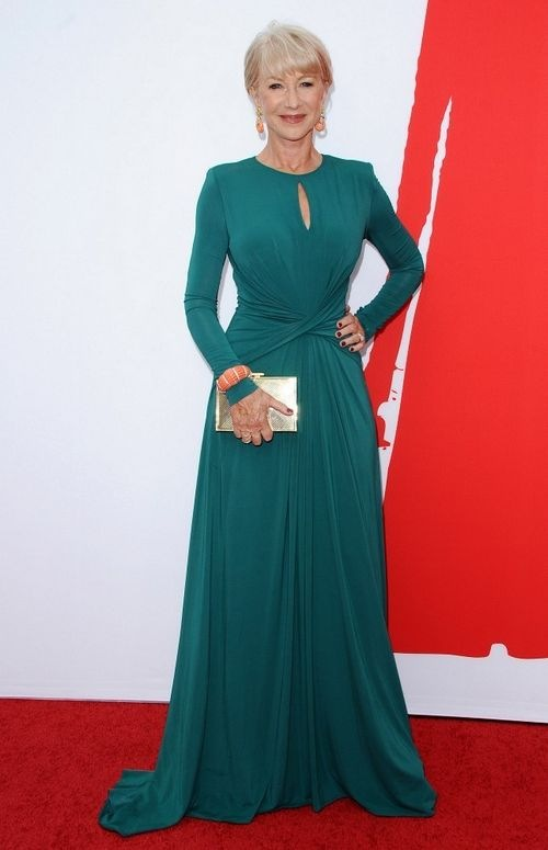 Helen Mirren Red 2 Premieres LA