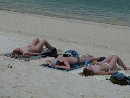 Topless in Thailanda