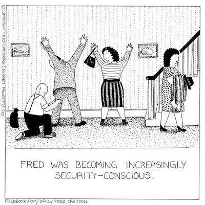 An evening at Freds Fred Ilovefred cartoons Rupertfawcett