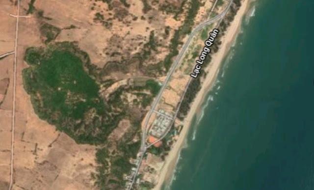 Đại đô thị du lịch nghỉ dưỡng Phan Thiết bị cấm mua bán