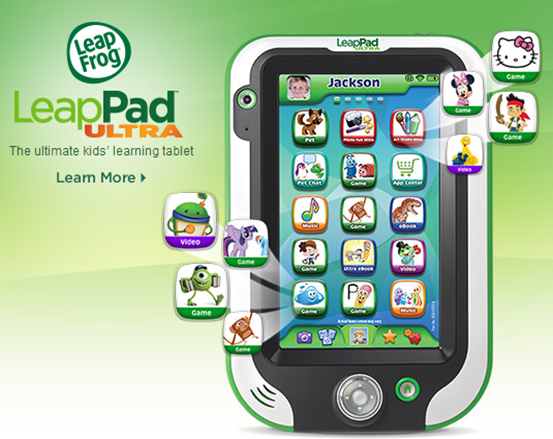 leap pad from leap frog
