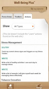Well-Being Plus- screenshot thumbnail